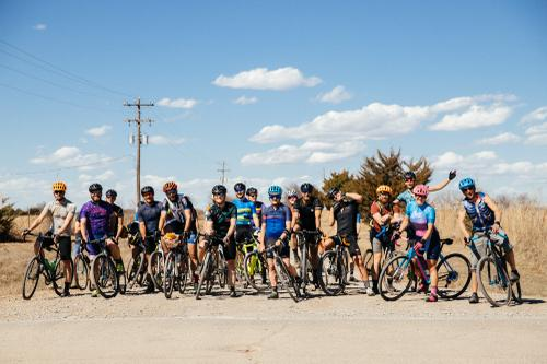 Thanks for the pre-ride, y'all!