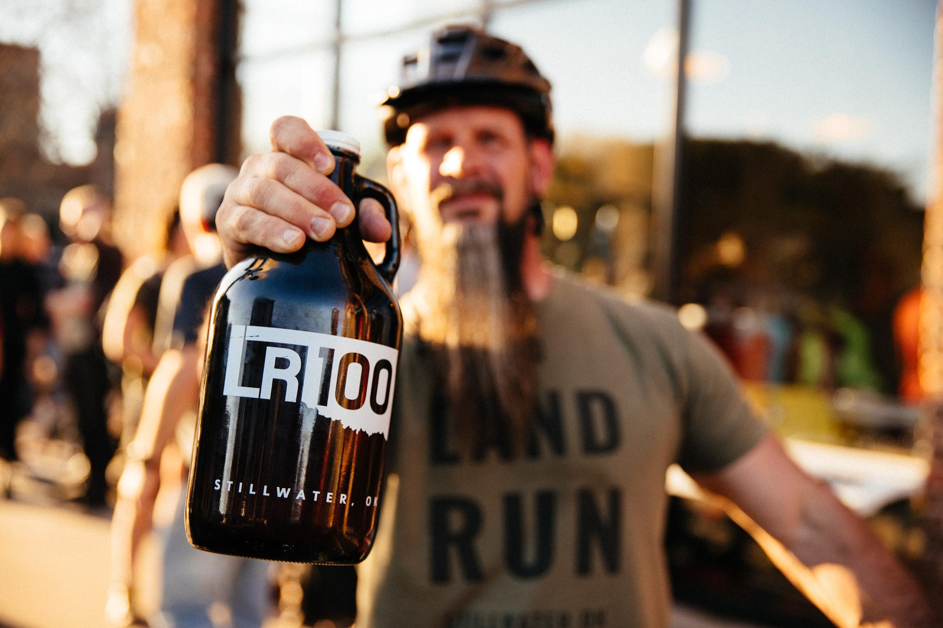Land Run Growler