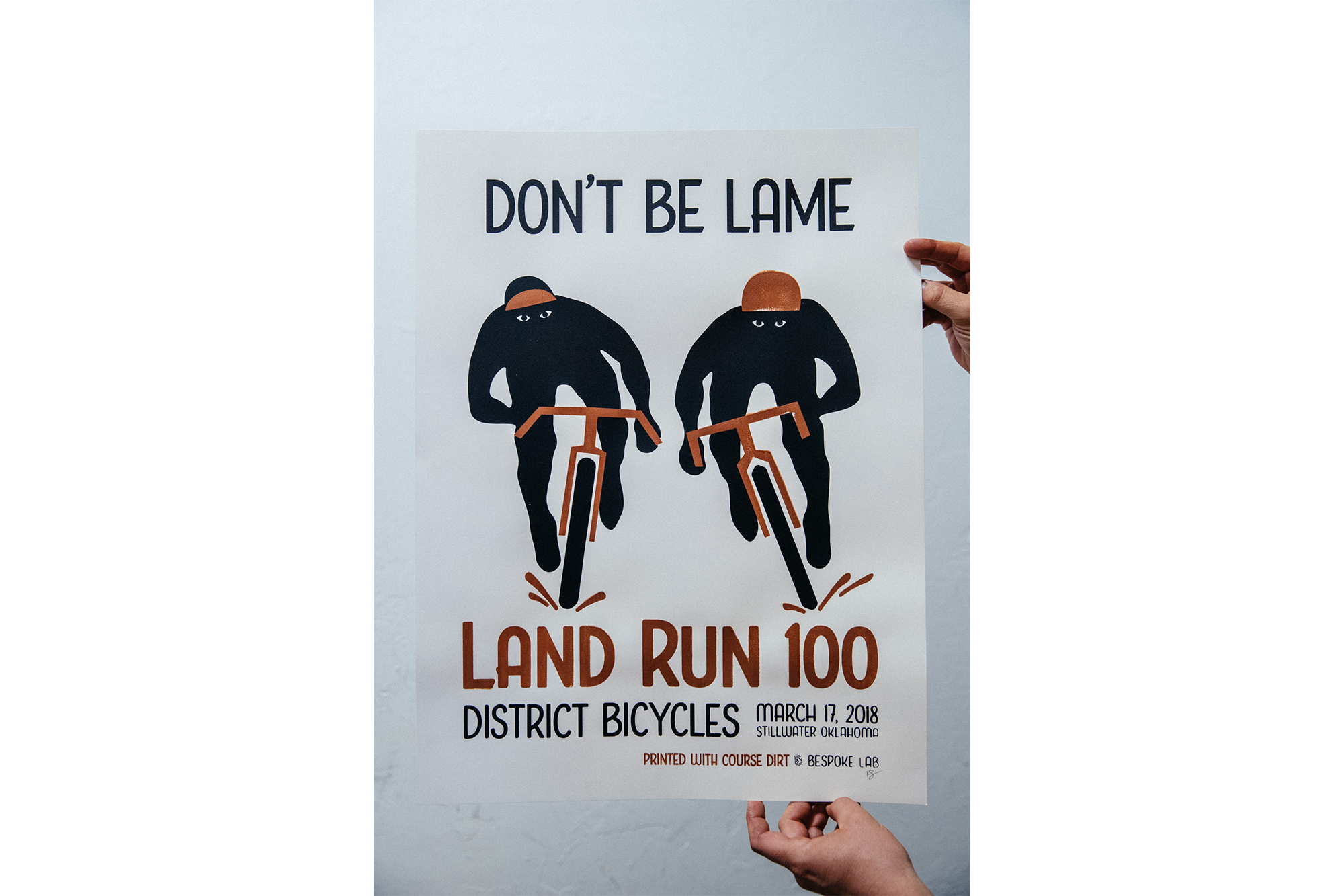 Land Run 100's only rule...