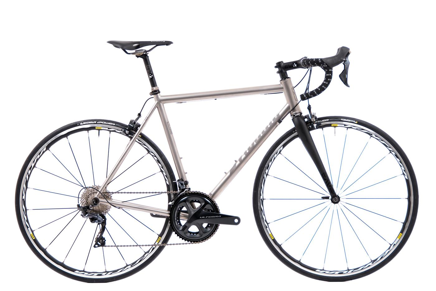 Mosaic Launches their RT-2 Stock Titanium Frame and Completes Program