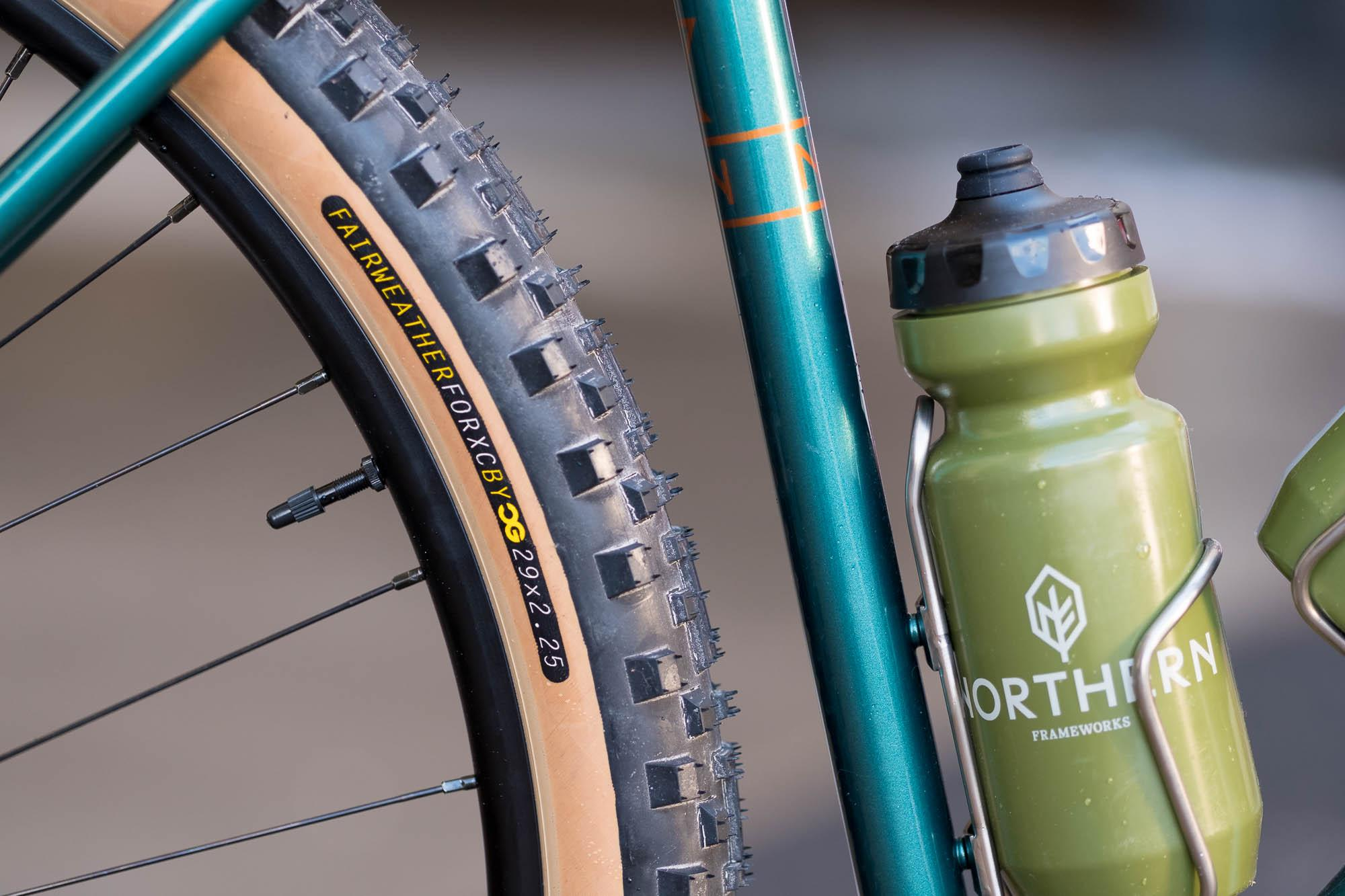 Josh's Tour Divide Northern Frameworks