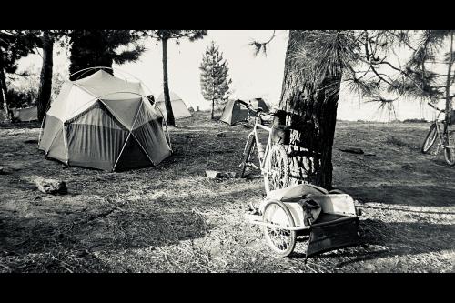 Henninger Bicycle Camping