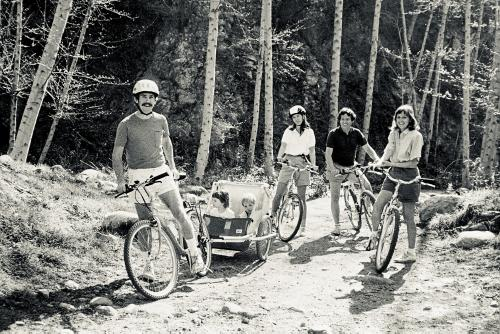 A Brief on Los Angeles Mountain Bike History with MWBA