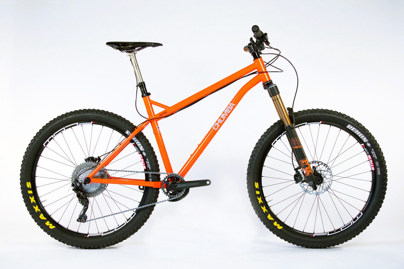 Chumba\'s Made in Texas Rastro Long Travel 27.5+ Hardtail | The Radavist