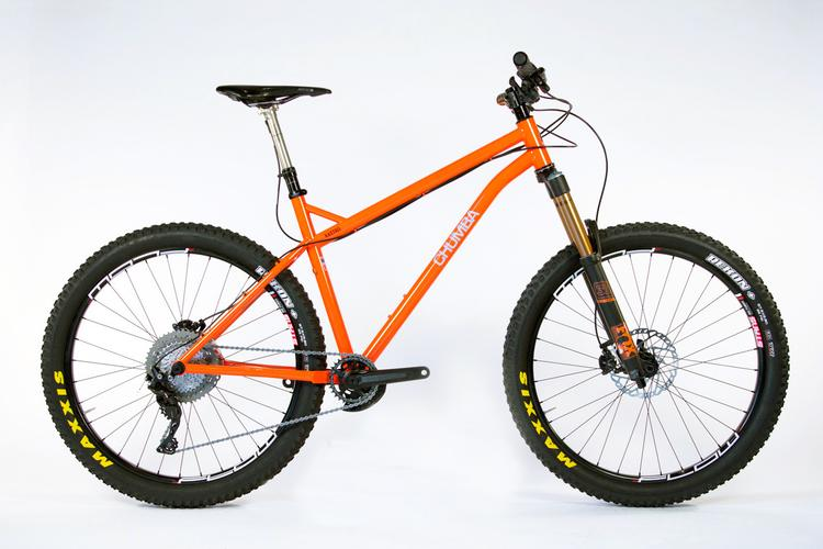Chumba's Made in Texas Rastro Long Travel 27.5+ Hardtail