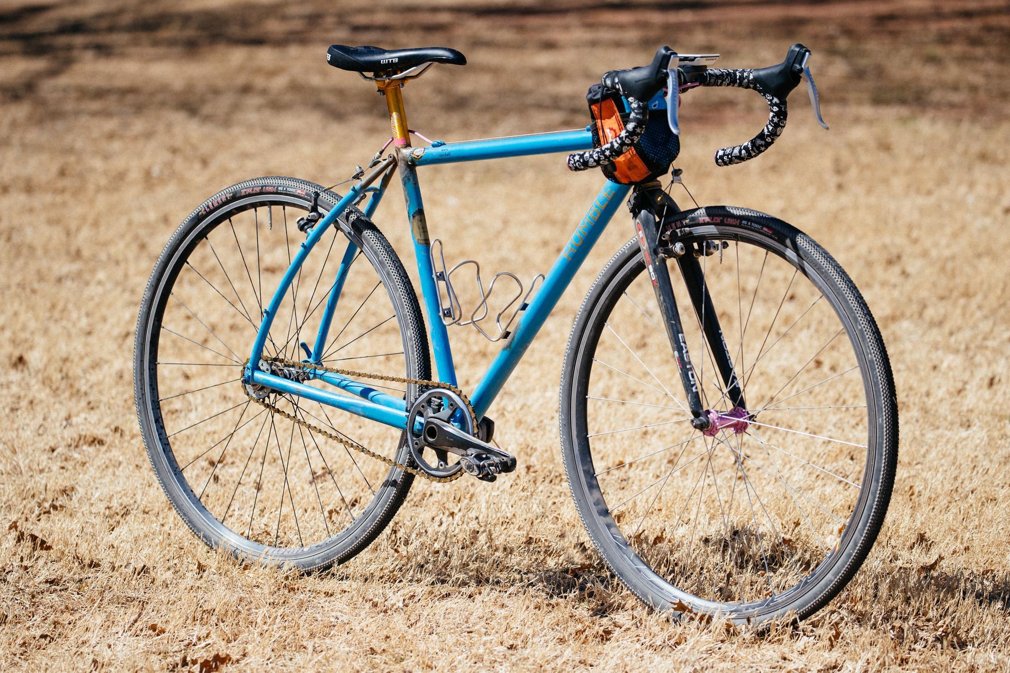 Land Run 100 Rides: Mary's Humble Frameworks Resurrected SSCX