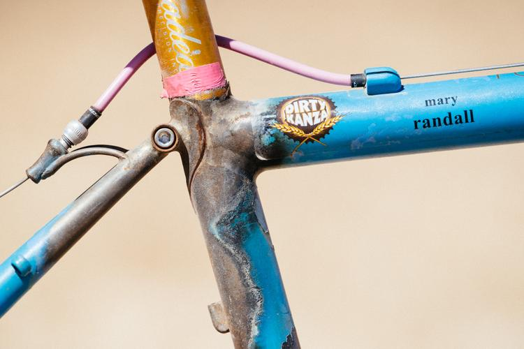 Land Run 100 Rides: Mary's Humble Frameworks Resurrected SSCX
