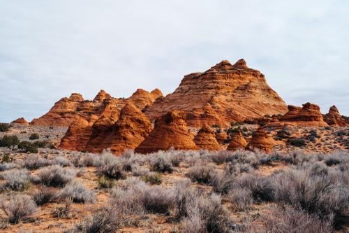 Coyote Buttes South.