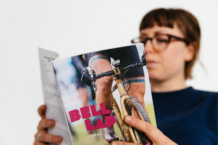 Check Out Bell Lap by Laura Winberry, a Poetry Book About 'Cross Racing