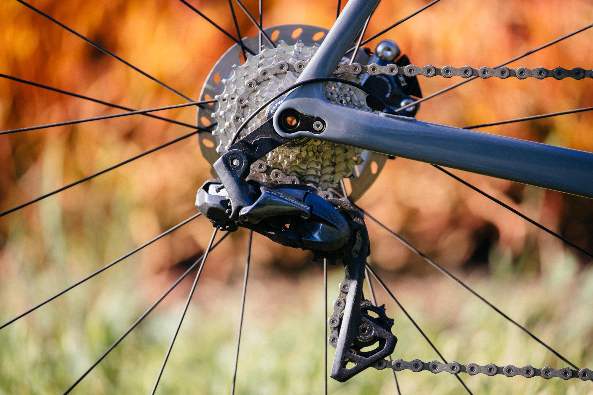 Carbon Artistry and the Allied Alfa Disc Road Bike