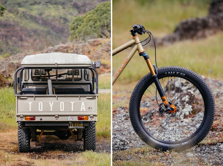 Nick from Harvest Moon and His Sycip 27.5+ 'Land Cruiser'