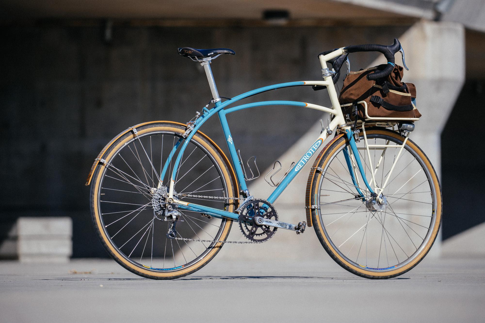 Curtis' Oregon Manifest City Bike