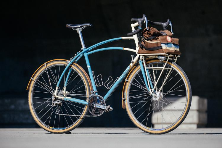Curtis Inglis' 2010 Oregon Manifest Retrotec City Bike