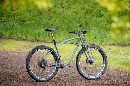 Curtis' Rigid Retrotec 29+ Trail Cruiser