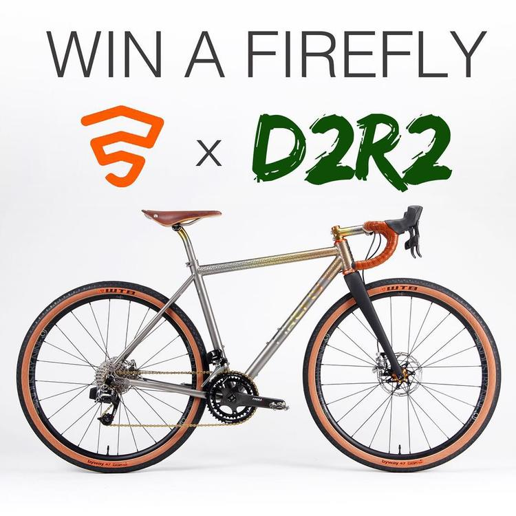 Win a Firefly Frame at D2R2's Raffle