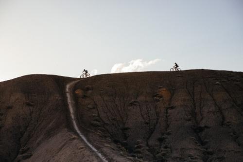 Ridge riders.