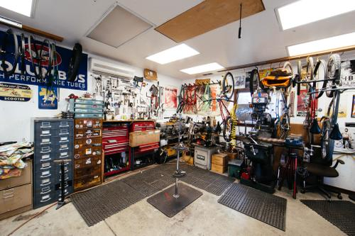 Inside Retrotec Cycles