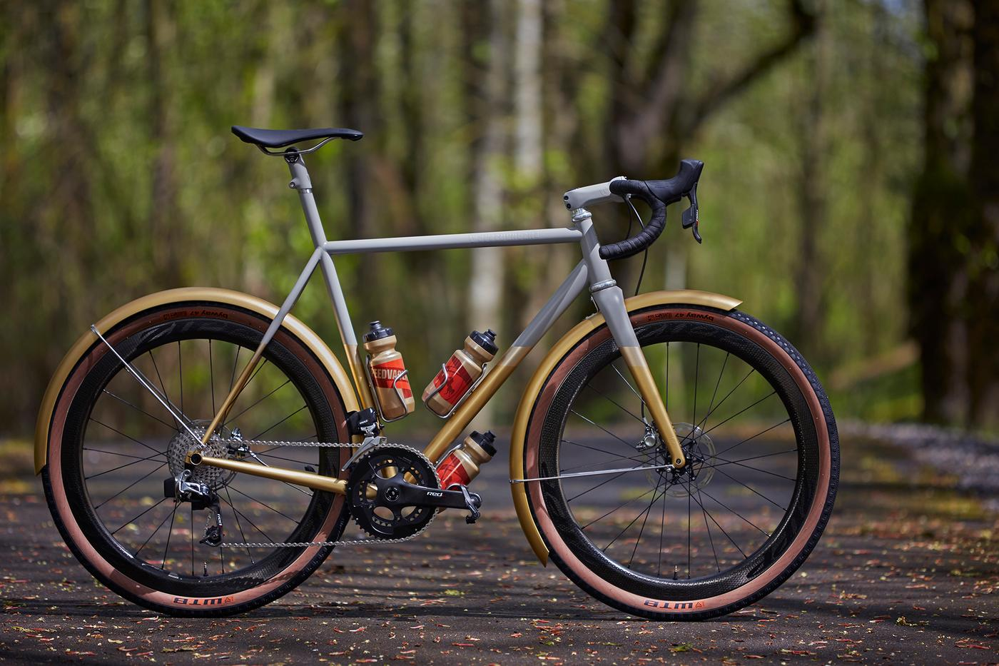 Speedvagen Announces the 650B Rugged Road Bike