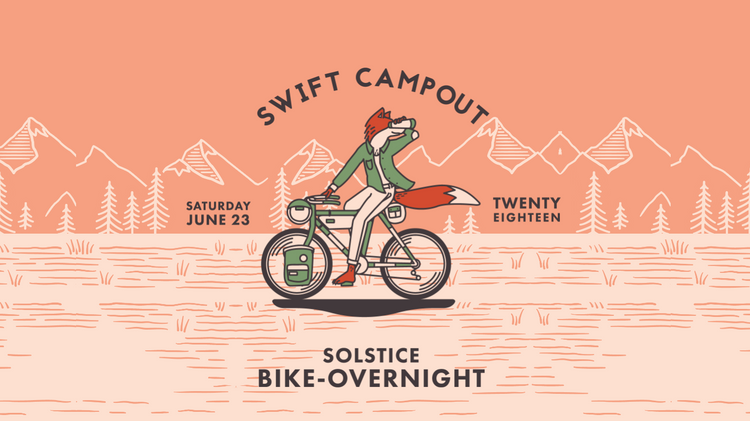 It's Never too Early to Plan for the 2018 Swift Campout!