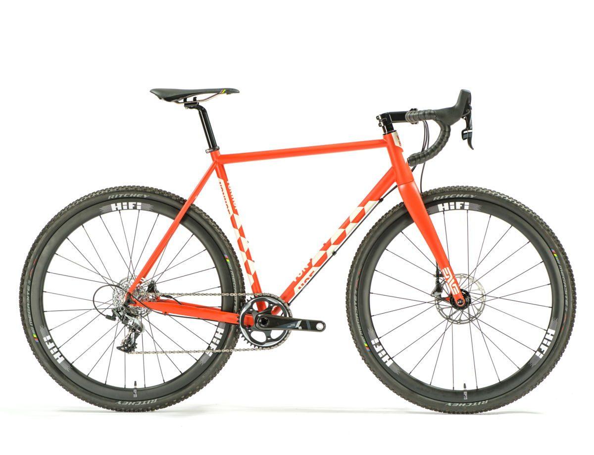 VonHof\'s US-Made ACX Columbus Steel \'Cross Bike | The Radavist