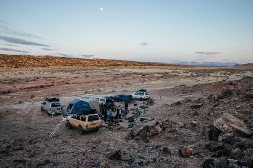Camp steez