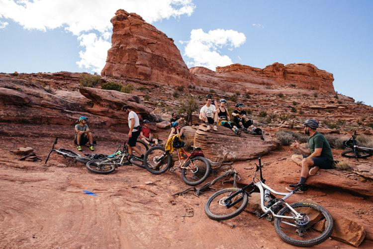 Moab Party Ride on Captain Ahab