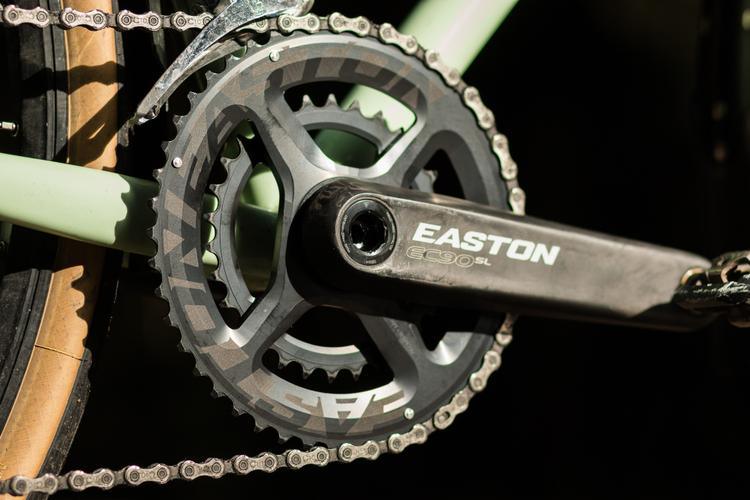 Useful Double Drivetrains with Easton's Gravel Shifting Rings – Morgan Taylor