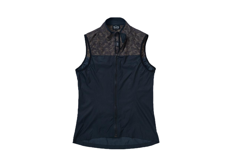 Search and State: S2-V Camo Riding Vest