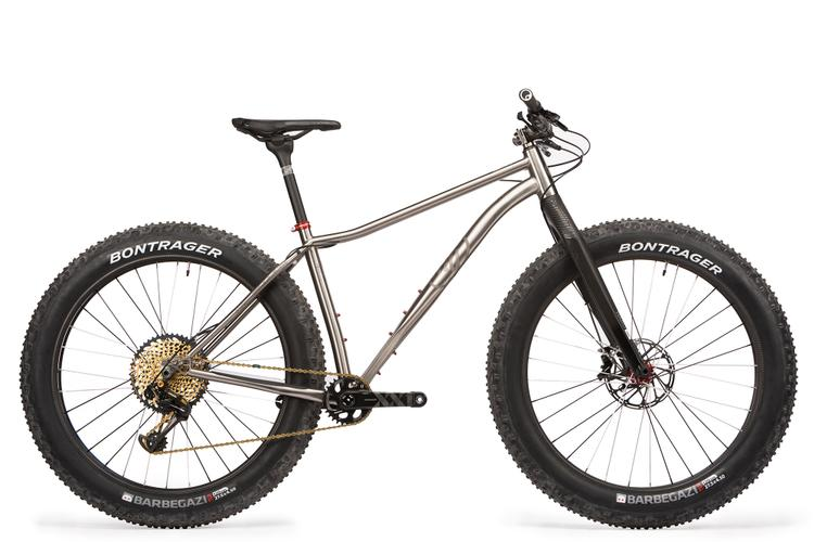 Why Cycles: The Big Iron 27.5 Fatbike