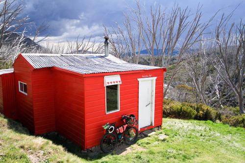 Valentine Hut
