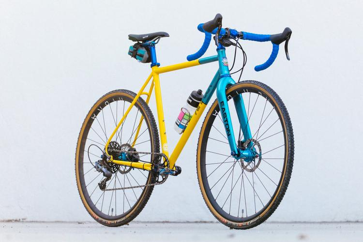 Akira's Yeti Homage Kinfolk 'Cross Bike