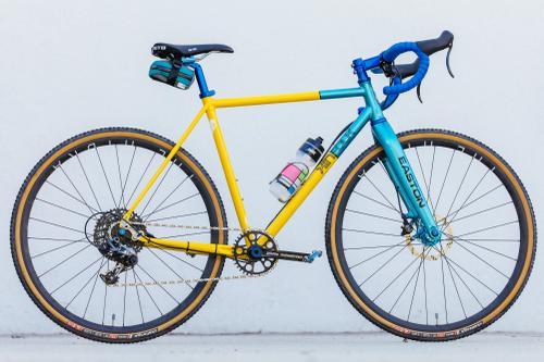 Akira and His Yeti Homage Kinfolk 'Cross Bike