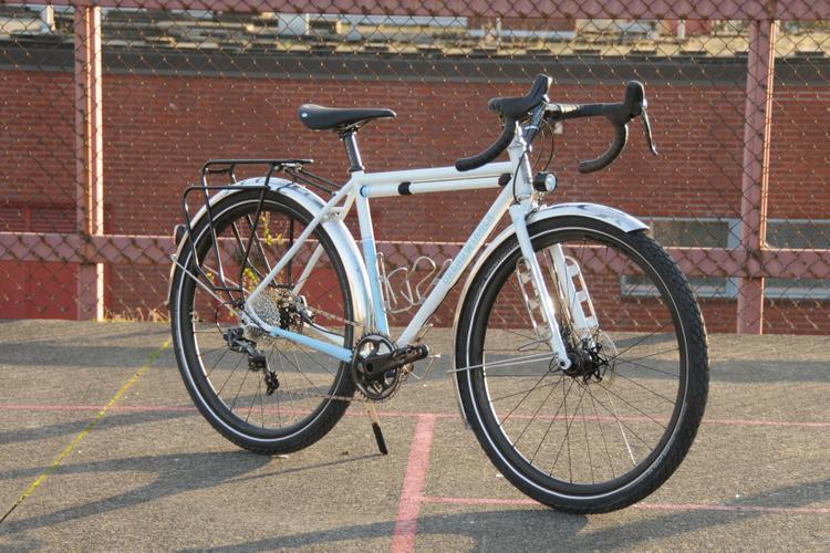 The Breadwinner G-Road 27.5 Road Bike