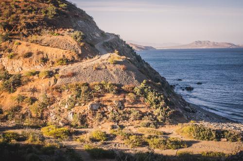 Coastal roads of the cape loop