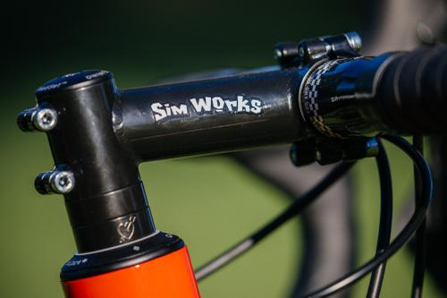 Sim Works x Simple Bicycle Co Doppo All Road