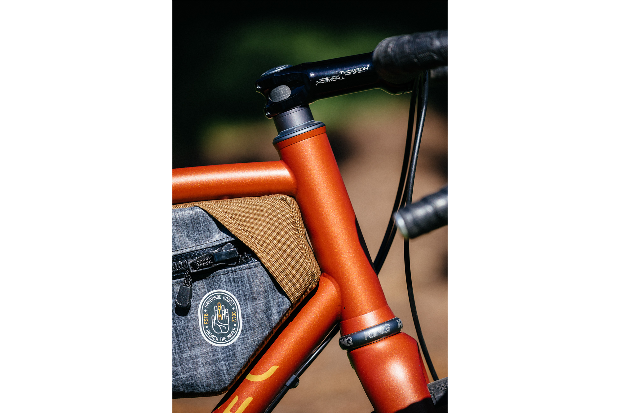 Introducing the Made in Portland Parsec Bicycles All Road