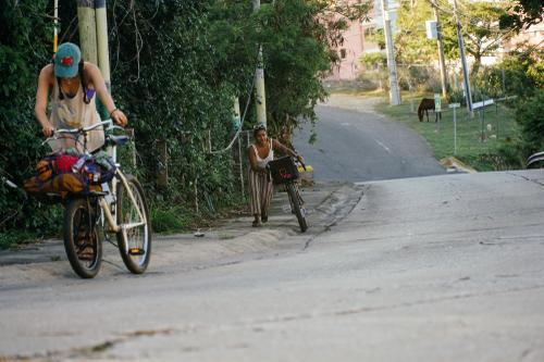 Divas and Snakes Don't Mix: Crust Bikes in Puerto Rico