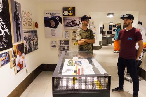 Team Dream GTFO to Oakley's HQ - Sean Talkington