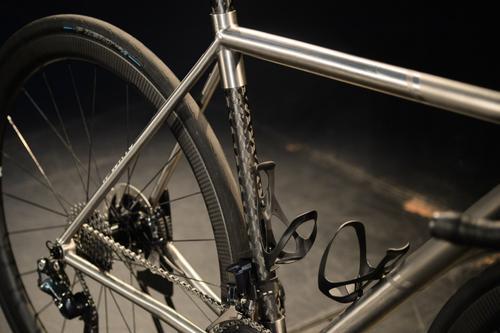 2018 Handmade Bicycle Show Australia: Curve