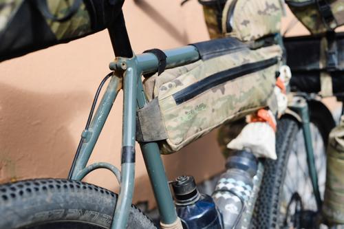 2018 Handmade Bicycle Show Australia: KUMO RADdonneur Dirt Tourer