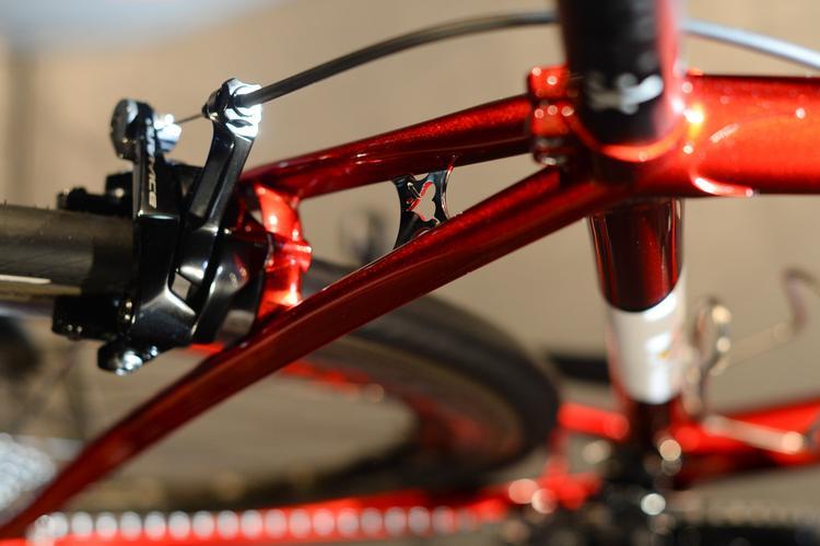 2018 Handmade Bicycle Show Australia: Llewellyn Custom Bicycles Road