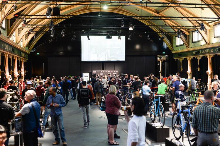 2018 Handmade Bicycle Show Australia: Bastion, BAUM, Bikes by Steve, Curve, Damu
