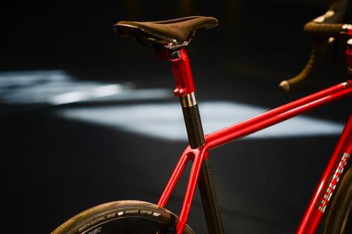 2018 Handmade Bicycle Show Australia: Prova