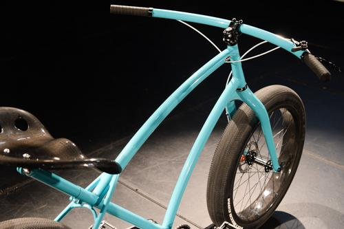 2018 Handmade Bicycle Show Australia: Trisled