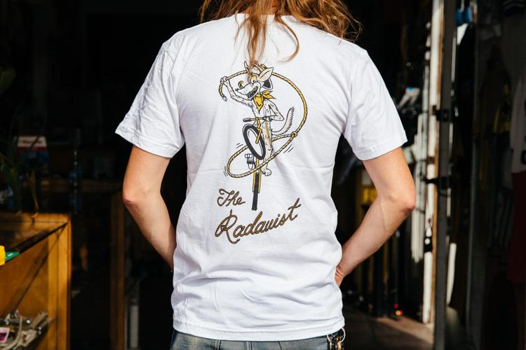 SOLD OUT: The Radavist Howdy Coyote Pocket T