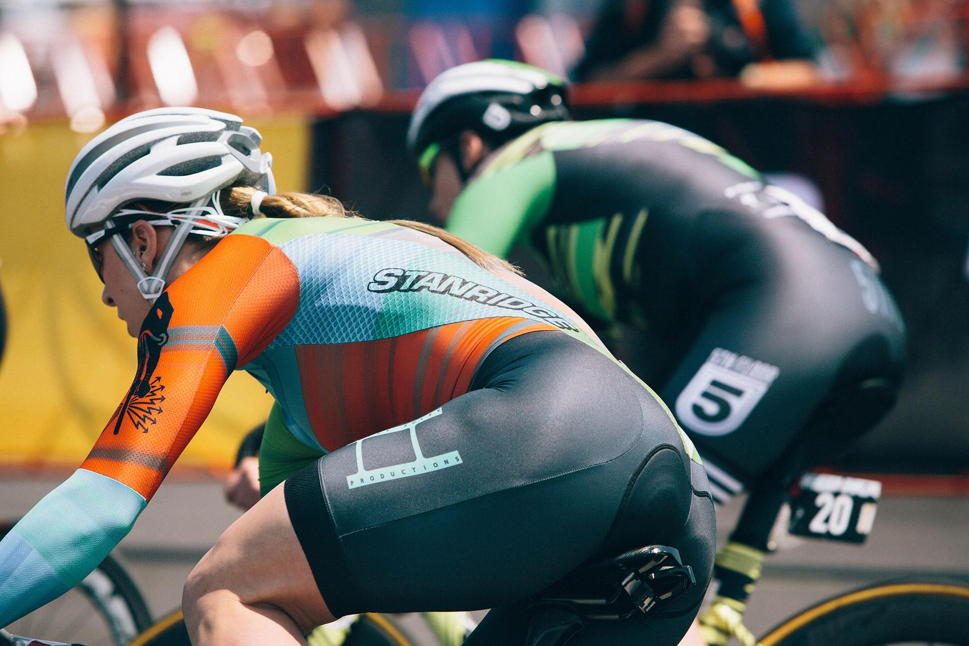 Humbled by the Hook: a Collection of Tales from Team Stanridge at the Red Hook Crit Brooklyn