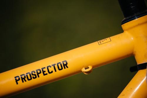 Pepper's Tumbleweed Prospector Rohloff Peru Divide Touring Bike