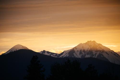 Sunset... thank you, Bend!