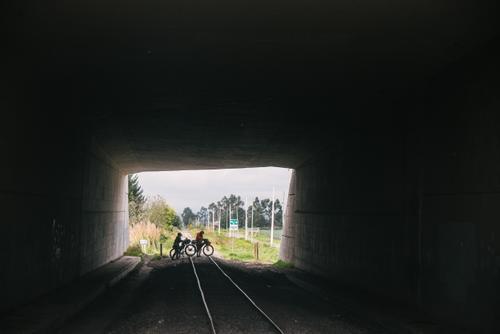 Pan American Highway underpass