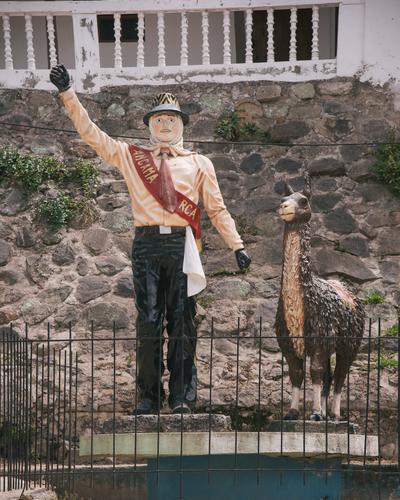 Angamarca Mascots